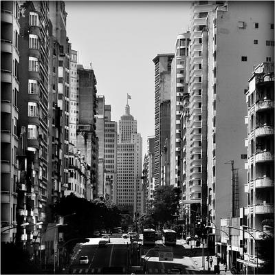 Série SP - Edifício Altino Arantes