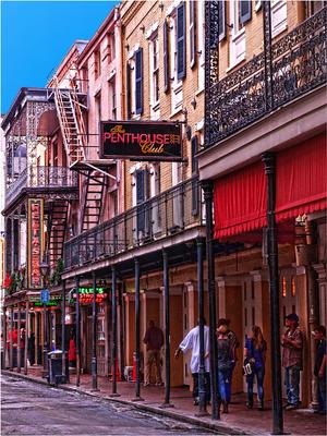 Série New Orleans