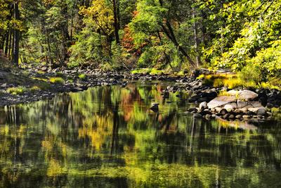 Yosemite e suas cores