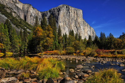 Paisagem do Yosemite
