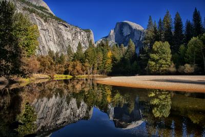 Reflexos no Yosemite
