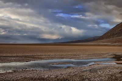 Salar no Death Valley