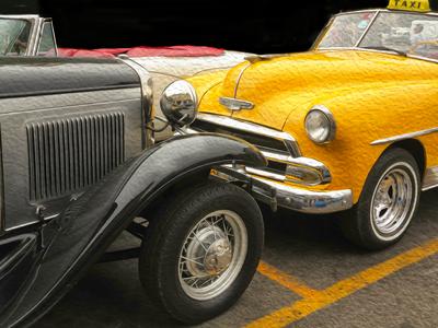Carros antigos de Havana