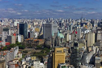 Série Cores - São Paulo
