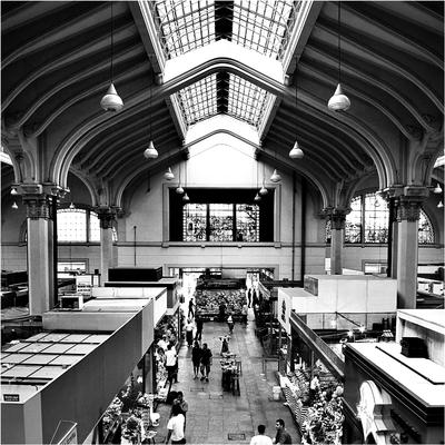 Série SP - Mercado Municipal