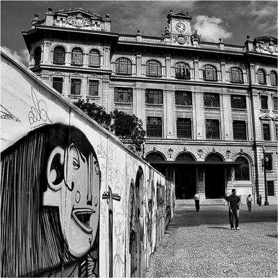 Série SP - Palácio dos Correios