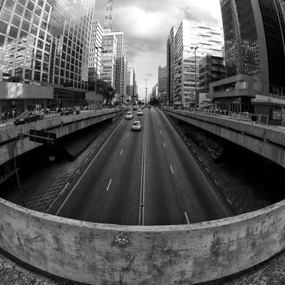 Passagem de túnel da Av. Paulista