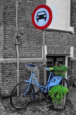 Amsterdam e suas bikes