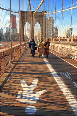 Série NY - Ponte do Brooklin