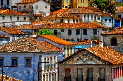 Série Cores - Ouro Preto