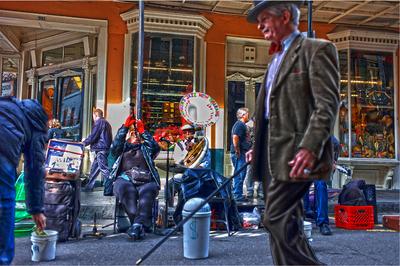 Série Cores - New Orleans