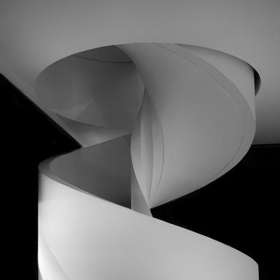 Escada espiral II