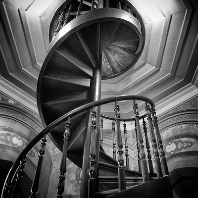 Escadaria do Museu da Justiça - Coleção São Pauloescada, escadaria, escara