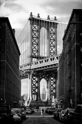 Manhattan Bridge - Coleção New York 1