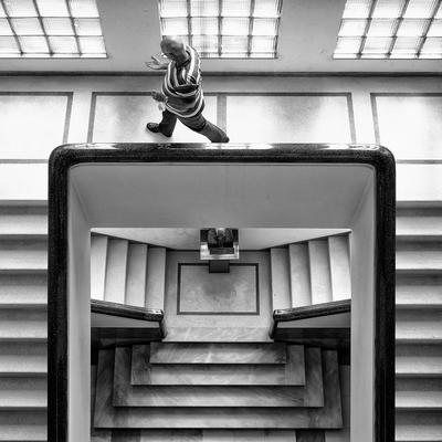 Escada do Biológico