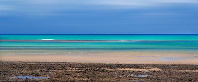 Praia de Cumuruxatiba