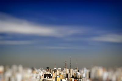 Panorâmica de São Paulo II