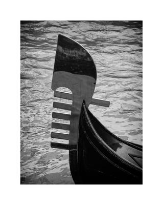 Ornamento da gôndola - Veneza