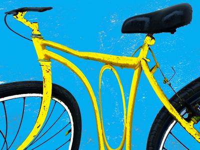 Blue Bike 2