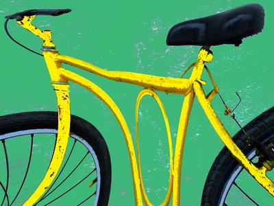 Green Bike 2