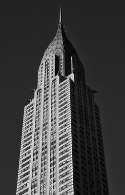 Chrysler Building - New York P&B