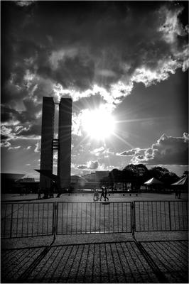 Série P&B - Brasília