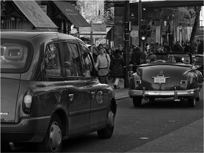 Série P&B - Londres