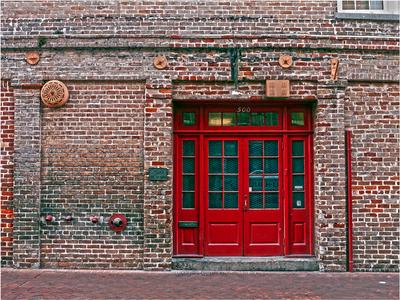 Série Portas e Janelas - New Orleans