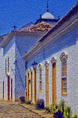 Paraty - Igreja