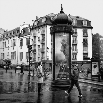 Paris ruas
