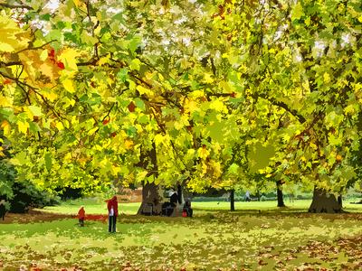 Hyde Park 2 - Londres