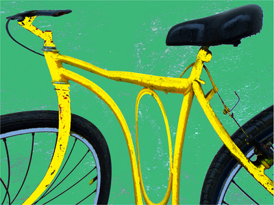 Bikes 2 - Green