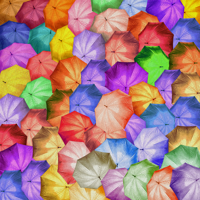 Guarda-chuvas digital