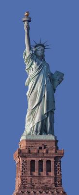 Estátua da Liberdade V