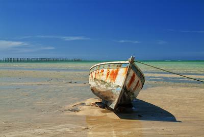 Praia de Cumuruxatiba IV