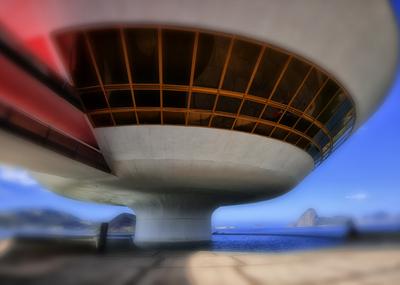 MAC- Niteroi, Rio de Janeiro