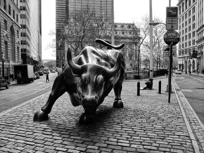 Touro de Wall Street I