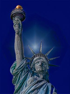 Estátua da Liberdade VI