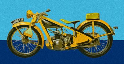 Moto Jawa 175 1932 I