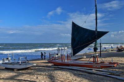 Praia, Fortaleza, Ceará