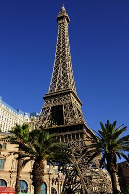 Las Vegas, Torre Eiffel
