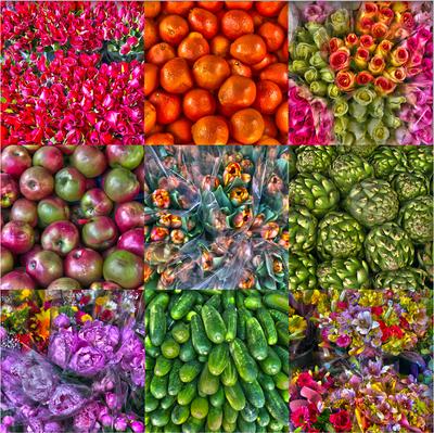 Frutas Flores Legumes