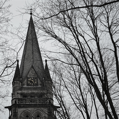Inverno na torre