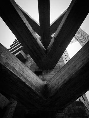 brutalismo na Pompeia PB