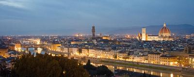 Bella Firenze noturna