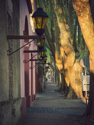 Calle de Colonia del Sacramento