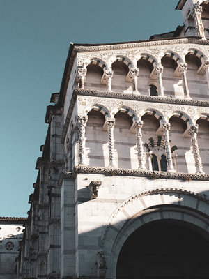 Igrejas de Lucca
