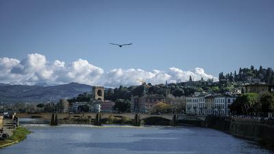 Volare a Firenze