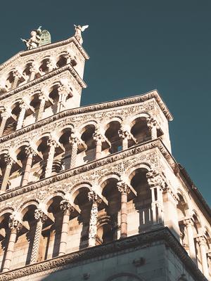 Igrejas de Lucca 2