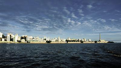 Porto Alegre azul
